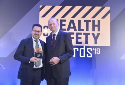 Health and Safety Awards 2019: Έξι σημαντικές διακρίσεις για τον ΔΕΣΦΑ