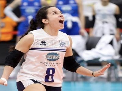 Η Πέννυ Ρόγκα στο BN Sports: «Το ελληνικό βόλεϊ έχει ταλέντο, θέλω να κλείσω την καριέρα μου στον Παναθηναϊκό»