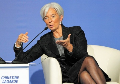 Lagarde (ΔΝΤ): Η φρικτή δολοφονία του Σαουδάραβα δημοσιογράφου δεν θα αλλάξει τα σχέδια του ΔΝΤ