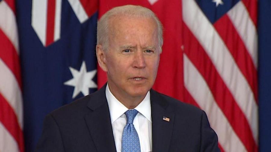 Δημοσκόπηση Fox News:  Ο πρόεδρος Biden διχάζει τις ΗΠΑ, λέει το 54% των Αμερικανών