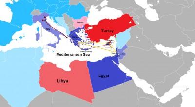 Σε αδιέξοδο ο Erdogan, θέλει να μπλοκάρει την συμμαχία Ισραήλ, Ελλάδας, Κύπρου για το φυσικό αέριο της Μεσογείου - Ποντάρει στην αδράνεια της ΕΕ