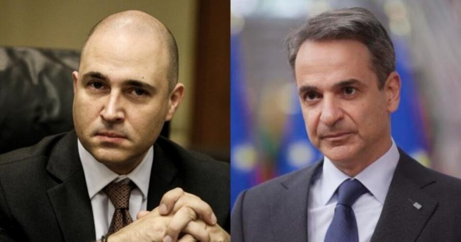 Έρχεται μεγάλο ξεκαθάρισμα λογαριασμών στη ΝΔ - Ο Μπογδάνος φέρνει στο προσκήνιο τη Συμφωνία των Πρεσπών