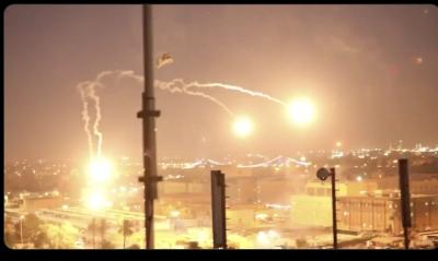 Ιράκ: Κατάρριψη παγιδευμένου με εκρηκτικά UAV κοντά στην πρεσβεία των ΗΠΑ