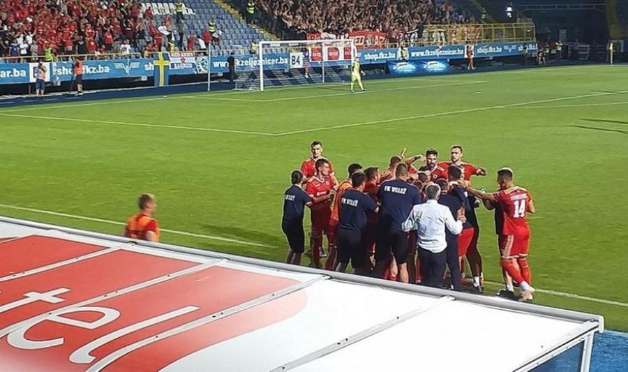 Κολερέιν - Βελέζ 1-2: Aντίπαλοι της ΑΕΚ στο Europa Conference League οι Βόσνιοι!