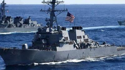 Πολεμικά πλοία των ΗΠΑ και του Καναδά πέρασαν τα Στενά της Ταϊβάν – Οργισμένη αντίδραση της Κίνας