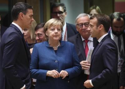 «Ναυάγιο» στη Σύνοδο Κορυφής της ΕΕ, νέα συνεδρίαση την Τρίτη 2/7 - Ιταλία και χώρες του Visegrad κατά του Timmermans - Macron: Αποτύχαμε