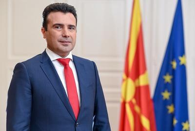 Σε αυτοαπομόνωση ο Zaev - Ήρθε σε επαφή με επιβεβαιωμένο κρούσμα κορωνοϊού