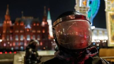 Ρωσία: Με ψηφιακό face control συλλαμβάνει η αστυνομία διαδηλωτές