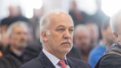 Φλωρίδης για Παπανδρέου: Διέσπασε το κόμμα το 2015, απειλώντας το με αφανισμό