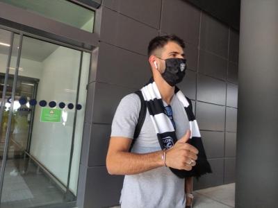 ΠΑΟΚ: Έφτασε Θεσσαλονίκη ο Ολιβέιρα!
