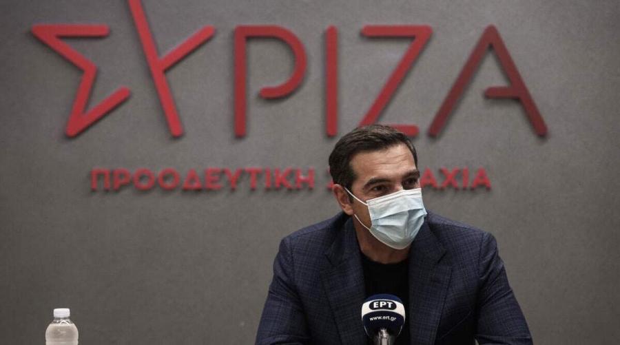 Τσίπρας σε ΑΔΕΔΥ: Ευθεία επίθεση της κυβέρνησης στις εργασιακές σχέσεις