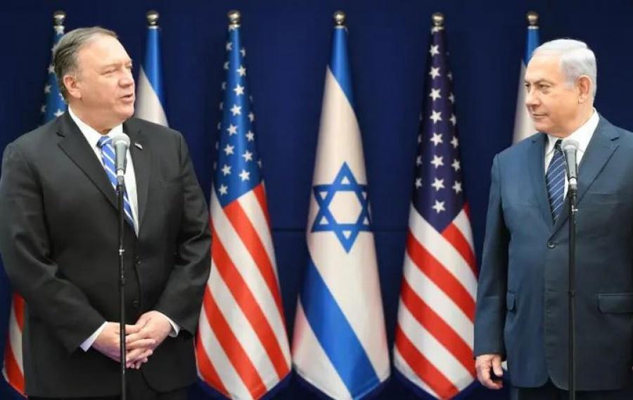 ΗΠΑ: Αποστολή Pompeo στο Ισραήλ για το Μεσανατολικό