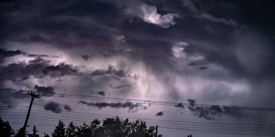 Καιρός: Ισχυρές βροχές και καταιγίδες  - Που θα «χτυπήσει» η κακοκαιρία