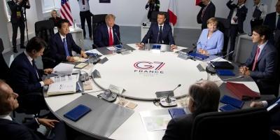 Εντατικές διαβουλεύσεις των G7 για τον κορωνοϊό - Τηλεδιάσκεψη για τους τρόπους αντιμετώπισης
