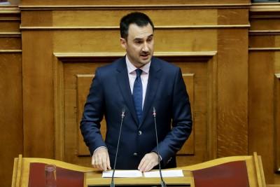Χαρίτσης (ΣΥΡΙΖΑ): H κυβέρνηση προσπάθησε να χειραγωγήσει τα ΜΜΕ με τα 20 εκατ. ευρώ