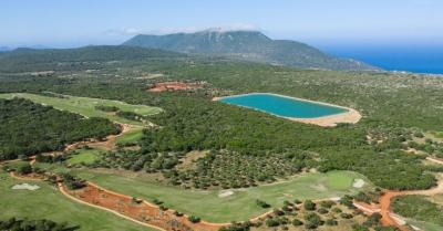 International Olympic Academy Golf Course στο Costa Navarino