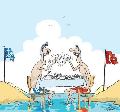 Έλληνες και Τούρκοι δεν πρέπει να πέσουν στην παγίδα της Άγκυρας