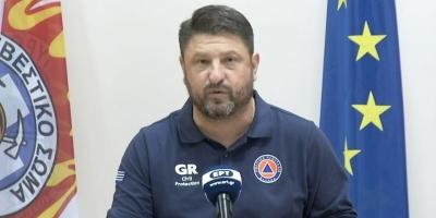 Χαρδαλιάς: Στοχευμένες προσβολές της πυρκαγιάς στην Εύβοια λόγω των συνθηκών