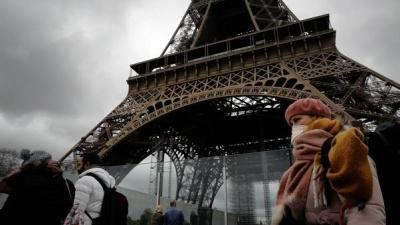 Γαλλία: Στους 218 οι νέοι θάνατοι από κορωνοϊό, 24.594 συνολικά - Πτωτικές τάσεις στις ΜΕΘ
