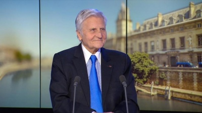Υπέρ της πολιτικής Draghi τάσσεται o πρώην επικεφαλής της ΕΚΤ Jean-Claude Trichet