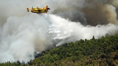 Ισραήλ: Αποστολή δύο πυροσβεστικών αεροσκαφών στην Ελλάδα