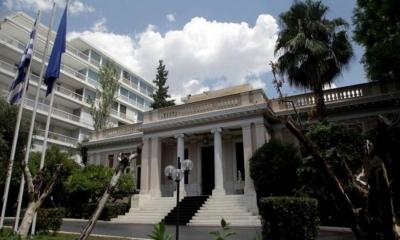 Μαξίμου: Είναι χυδαίο να προσπαθεί ο Τσίπρας να εκμεταλλευθεί όσα έρχονται στο φως
