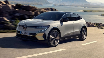 To νέο Renault Megane E-Tech είναι ηλεκτρικό