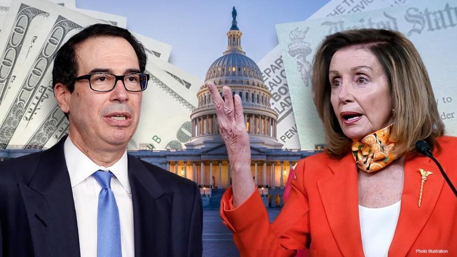 ΗΠΑ: Διαπραγματεύσεων συνέχεια για το νέο πακέτο στήριξης - Πρόταση 1,5 τρισ. δολ. κατέθεσε η κυβέρνηση Trump