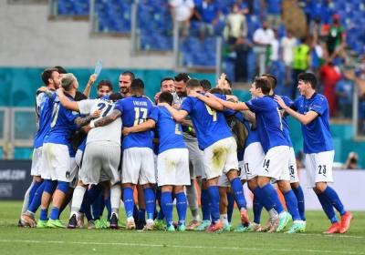 Στο «κάδρο» το ρεκόρ για την Ιταλία, να συνεχίσει το όνειρο για τον Έρικσεν φιλοδοξεί η Δανία!