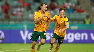 Euro 2020, Τουρκία - Ουαλία 0-2: Άλμα πρόκρισης για τους «Δράκους» με πρωταγωνιστή τον Γκάρεθ Μπέιλ