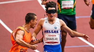 Συγκλονιστικός Γκαβέλας: Χρυσό μετάλλιο και παγκόσμιο ρεκόρ στα 100 μέτρα! (video)