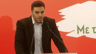 Χριστοδουλάκης (ΚΙΝΑΛ): Εκλογές έπρεπε να είχαν γίνει … χθες – Ο ΣΥΡΙΖΑ, η fake Αριστερά θα συντριβεί στις ευρωεκλογές