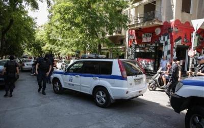Νέα επιχείρηση της Αστυνομίας για ναρκωτικά στο κέντρο της Αθήνας