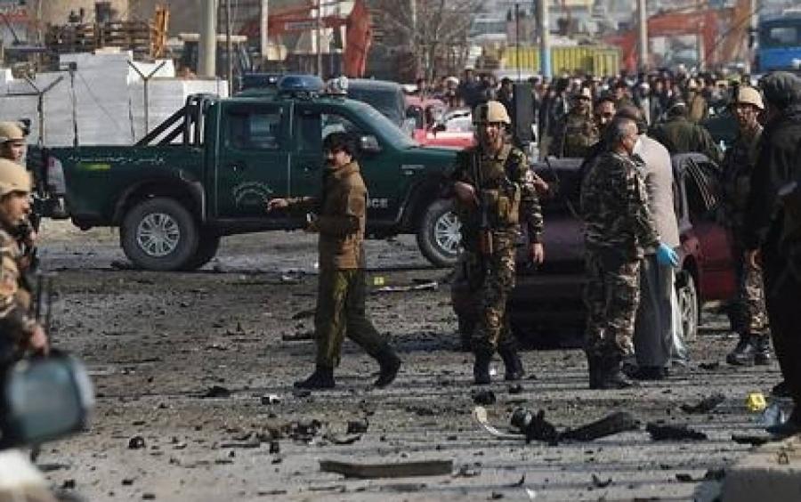 Αφγανιστάν: Μπαράζ εκρήξεων στην Καμπούλ