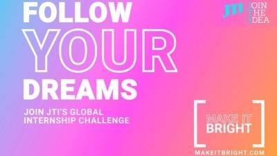 Διαγωνισμός «Make It Bright» για νέους από την JTI