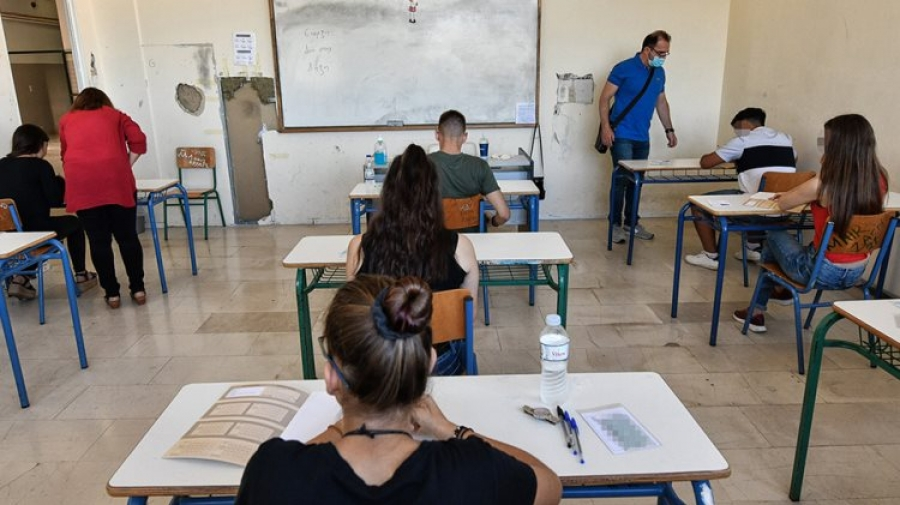 Μόνο ένα self test από τη Δευτέρα (17/5) για τα σχολεία - Πως θα διεξαχθούν οι εξετάσεις στα Πανεπιστήμια