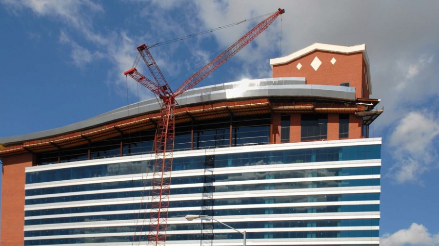 Που κινήθηκε το 2020 ο παγκόσμιος αγωγός κατασκευής ξενοδοχείων