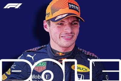 Formula 1: Στην pole position χωρίς αντίπαλο ο Φερστάπεν - Δεύτερος ο απίθανος Νόρις!