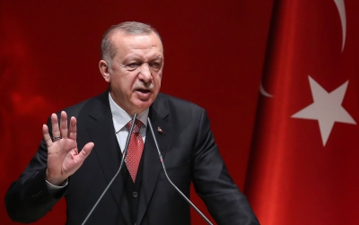 Erdogan: Να αδράξουμε την ιστορική ευκαιρία για μια δίκαιη και βιώσιμη λύση για την Κύπρο