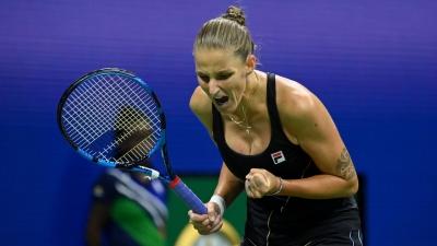US Open: Η Καρολίνα Πλίσκοβα αντίπαλος της Μαρίας Σάκκαρη στους «8»!