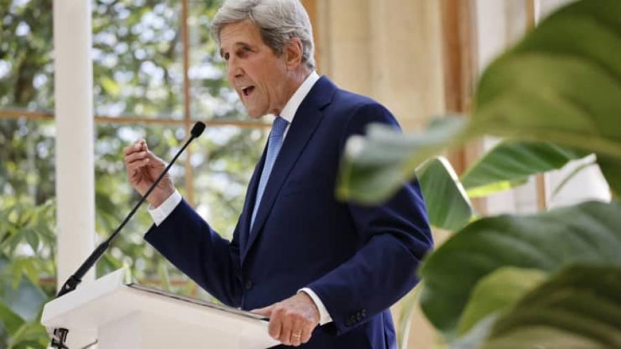 ΗΠΑ: Στην Κίνα το «νούμερο 2» του State Department  - Πιέσεις από τον John Kerry για εγκατάλειψη των ορυκτών καυσίμων