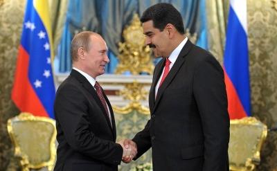 Στήριξη Putin στον διάλογο κυβέρνησης - αντιπολίτευσης στη Βενεζουέλα