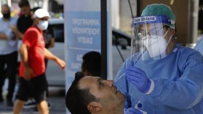 Κύπρος: Μαζικά tests ενόψει της άρσης του lockdown τη Δευτέρα 10/5