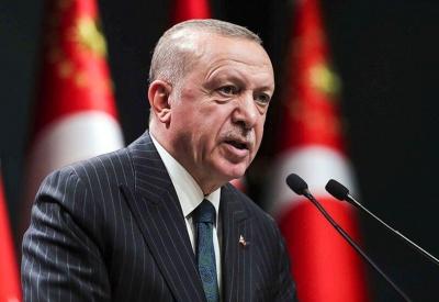 Erdogan: Κακός γείτονας η Ελλάδα - Η στρατιωτική ισχύς είναι υποχρέωση για την Τουρκία