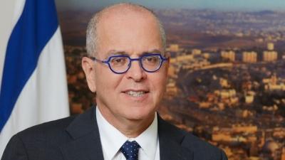 Πρέσβης Amrani: Η Ελλάδα και το Ισραήλ, άγκυρα σταθερότητας, συνεργασίας, ασφάλειας και ευημερίας στη Μεσόγειο