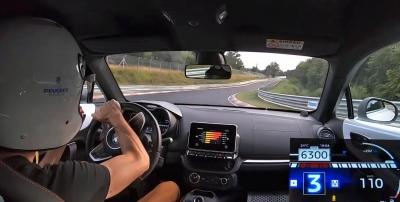 Με την Alpine A110 S στο Nürburgring!