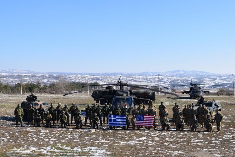 Γιατί οι τούρκοι ενοχλούνται από την παρουσία αμερικανικής στρατιωτικής βάσης στην Αλεξανδρούπολη;