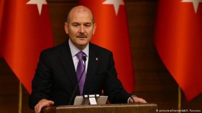 Τούρκος ΥΠΕΣ: Οι ΗΠΑ διηύθυναν την απόπειρα πραξικοπήματος του 2016