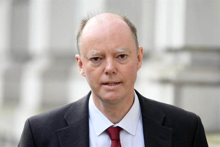 Whitty (Αρχίατρος Βρετανίας): Δεν υποστηρίζω το εμβόλιο της Οξφόρδης / AstraZeneca