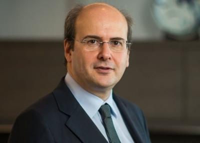 Πυρετός συναντήσεων Χατζηδάκη με στελέχη της Ευρωπαϊκής αγοράς Εργασίας